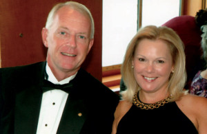 Dean Sutherland '88 and Clark Professor Roxane Sutherland '87 have been paying education forward since establishing an endowment in 1999.