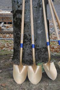 Clark College STEM Shovels