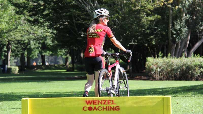 Coaching Specialties Including Cyclocross, Road Racing, Century Riding, and Running with Rhonda Morin in Vancouver WA