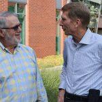Keith Koplan and Randy Grove