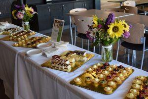 bakery-treats at ellie alexander event